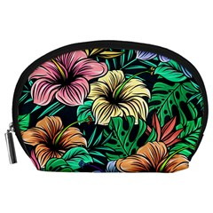Hibiscus Dream Accessory Pouch (large)