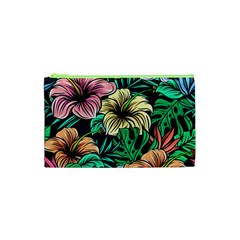 Hibiscus Dream Cosmetic Bag (xs)