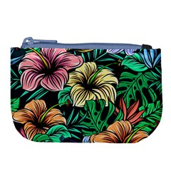 Hibiscus Dream Large Coin Purse