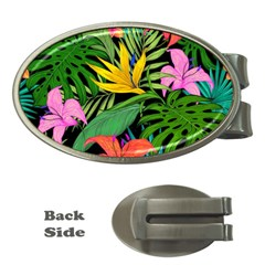 Tropical Adventure Money Clips (oval)