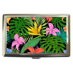 Tropical Adventure Cigarette Money Case