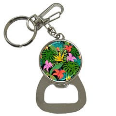 Tropical Adventure Bottle Opener Key Chains