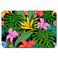 Tropical Adventure Large Doormat