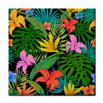 Tropical Adventure Face Towel Front