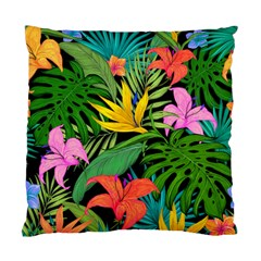 Tropical Adventure Standard Cushion Case (two Sides)