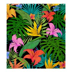 Tropical Adventure Shower Curtain 66  X 72  (large)