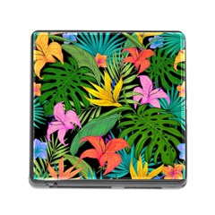Tropical Adventure Memory Card Reader (square 5 Slot)