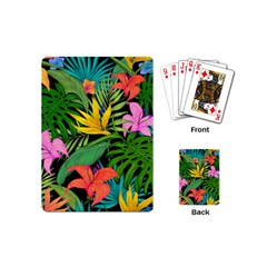 Tropical Adventure Playing Cards (mini)