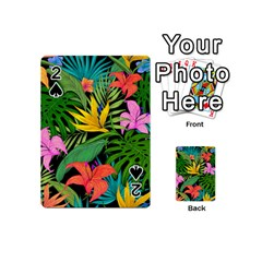 Tropical Adventure Playing Cards 54 (mini)