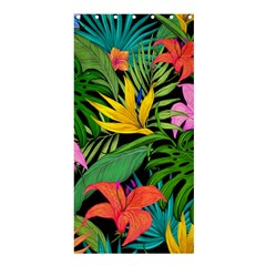Tropical Adventure Shower Curtain 36  X 72  (stall)