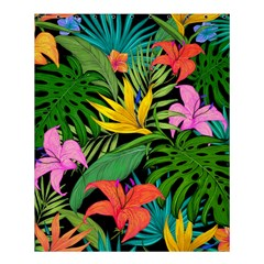 Tropical Adventure Shower Curtain 60  X 72  (medium)