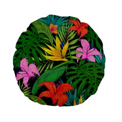 Tropical Adventure Standard 15  Premium Round Cushions