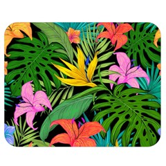 Tropical Adventure Double Sided Flano Blanket (medium)