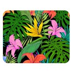 Tropical Adventure Double Sided Flano Blanket (Large)  80 x60  Blanket Front