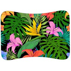Tropical Adventure Velour Seat Head Rest Cushion