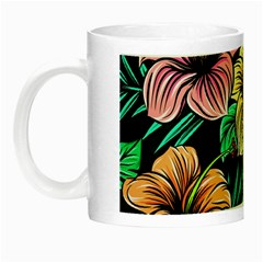 Hibiscus Dream Night Luminous Mugs
