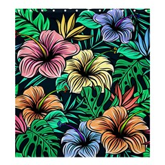 Hibiscus Dream Shower Curtain 66  X 72  (large)