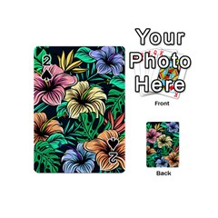 Hibiscus Dream Playing Cards 54 (mini)
