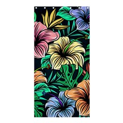 Hibiscus Dream Shower Curtain 36  X 72  (stall)