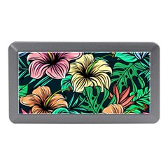 Hibiscus Dream Memory Card Reader (mini)