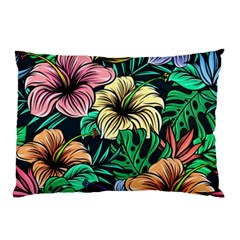Hibiscus Dream Pillow Case (two Sides)