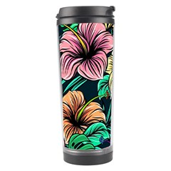 Hibiscus Dream Travel Tumbler