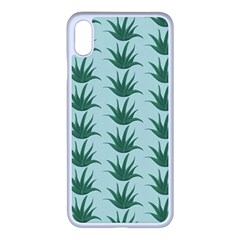 Aloe Ve You, Very Much  Apple Iphone Xs Max Seamless Case (white) by WensdaiAddamns