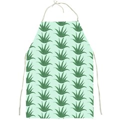 Aloe-ve You, Very Much  Full Print Aprons by WensdaiAmbrose