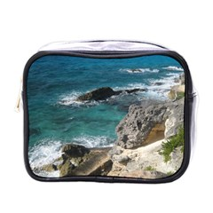 Isla Mujeres Mexico Mini Toiletries Bag (one Side) by StarvingArtisan