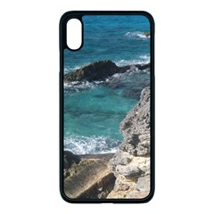Isla Mujeres Mexico Apple Iphone Xs Max Seamless Case (black) by StarvingArtisan