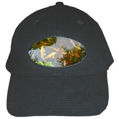 Koi Fish Pond Black Cap