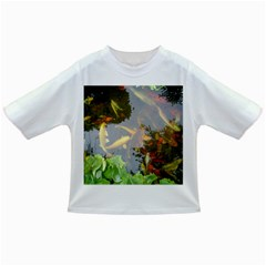 Koi Fish Pond Infant/toddler T Shirts
