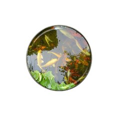 Koi Fish Pond Hat Clip Ball Marker (10 Pack)
