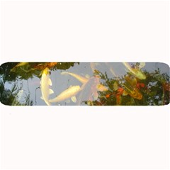 Koi Fish Pond Large Bar Mats
