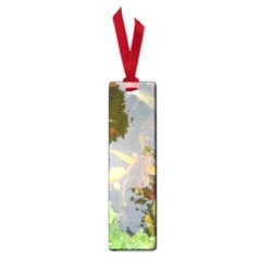 Koi Fish Pond Small Book Marks