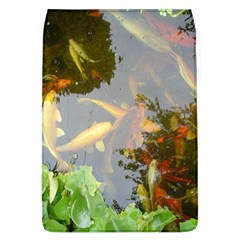 Koi Fish Pond Removable Flap Cover (l)