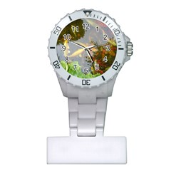 Koi Fish Pond Plastic Nurses Watch