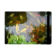 Koi Fish Pond Ipad Mini 2 Flip Cases