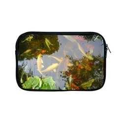 Koi Fish Pond Apple Macbook Pro 13  Zipper Case