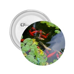 Koi Fish Pond 2 25  Buttons by StarvingArtisan