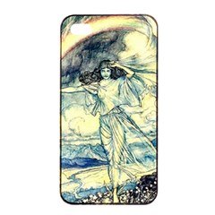 Vintage   To See The Sea Apple Iphone 4/4s Seamless Case (black) by WensdaiAddamns