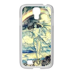 Vintage   To See The Sea Samsung Galaxy S4 I9500/ I9505 Case (white) by WensdaiAddamns
