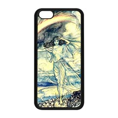 Vintage   To See The Sea Apple Iphone 5c Seamless Case (black) by WensdaiAddamns