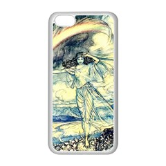 Vintage   To See The Sea Apple Iphone 5c Seamless Case (white) by WensdaiAddamns