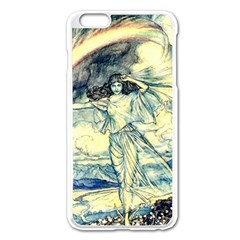 Vintage   To See The Sea Apple Iphone 6 Plus/6s Plus Enamel White Case by WensdaiAddamns