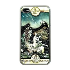 Vintage Aphrodite Apple Iphone 4 Case (clear) by WensdaiAddamns