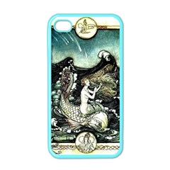 Vintage Aphrodite Apple Iphone 4 Case (color) by WensdaiAddamns