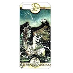 Vintage Aphrodite Apple Iphone 5 Seamless Case (white) by WensdaiAddamns
