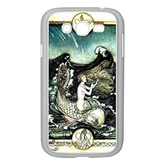 Vintage Aphrodite Samsung Galaxy Grand Duos I9082 Case (white) by WensdaiAddamns