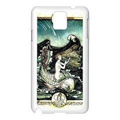 Vintage Aphrodite Samsung Galaxy Note 3 N9005 Case (white) by WensdaiAddamns